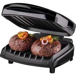George Foreman 18870 Standard Size Grill - 220 240 Volt 220v for Overseas Only