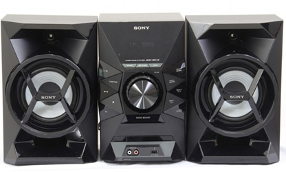 Sony NEW Mini Stereo System USB MP3 CD 110/220 Volt USE WORLDWIDE 110V 240V