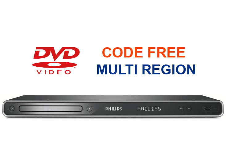 What is a Region Free / Code Free DVD Blu-Ray Player