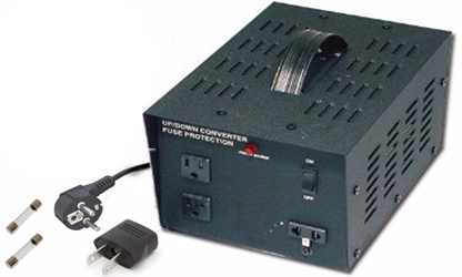Heavy Duty Voltage Converter 1000 Watt Power Transformer 110v 220v Volt