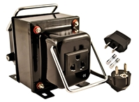 200 Watts Step Up Down Heavy-Duty Power Converter Transformer 110 To 220 240Volt