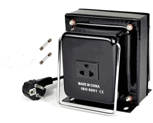 110V to 220V 2000 Watt Step Up Down Heavy-Duty Power Transformer