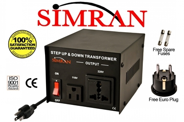 750 Watt Two Way Voltage Converter AC750W Simran AC750W, 750 Watts Converter, 750w Transformer, two way, Step Up, Step Down, Voltage Converter, power converter, power transformer, AC750, AC-750W, AC-750, sevenstar, seven star, simran, AC750W