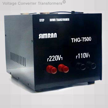 Simran Heavy Duty CE 7500 Watt Transformer Converter 110V-220V  Step Up Down 7500W Simran, 7500W, 7500 WATT, 7500 WATTS, Heavy Duty, CE, 7500 Watt Transformer Converter, 110V-220V,  Step Up Down 7500W