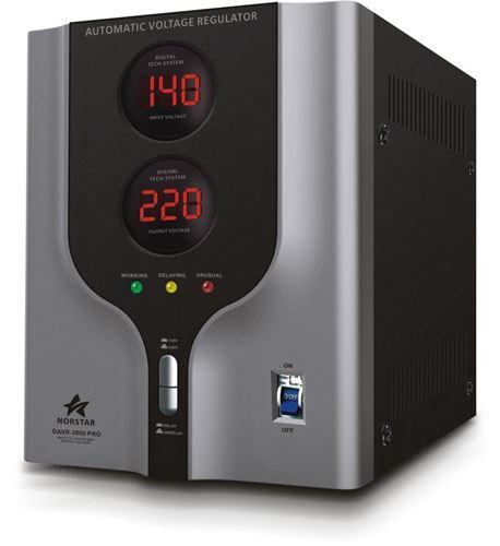 Norstar 8000 Watt Voltage Converter Stabilizer 110v 220v Transformer Electronics 8000w Up Down Davr8000 Pro