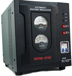 Seven Star NEW 8000 Watt Voltage Converter Stabilizer 110V 220V ATVR-8000
