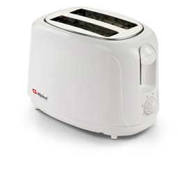 Alpina 220v Cool Touch 2-Slice Toaster 220 240 Volt Europe Asia Africa