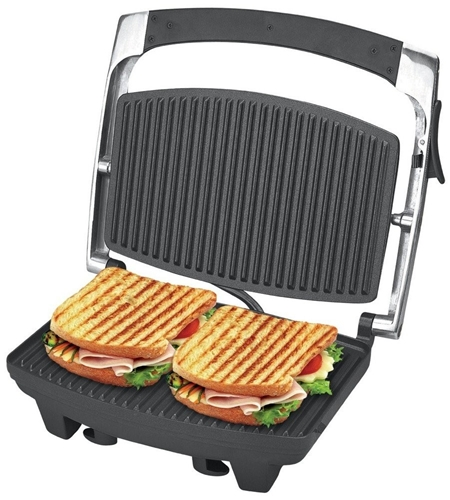 Alpina NEW 220v Panini Sandwich Maker for Europe Asia Africa 220 240 Volts