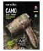 Andis Camo Quiet Turbo 1875W Hair Dryer 125-250 Volt Worldwide Use - 75380