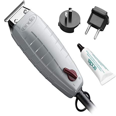 Andis T-Outliner 05105 Corded Trimmer 100-240V With European/AU Plug