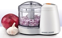 Black And Decker NEW 220 Volt Mini Food Chopper Processor (NOT FOR USA)
