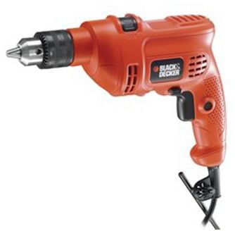 Black & Decker KR454RE 220 Volt Hammer Drill European Cord Plug 220v