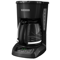 Black And Decker CM1105B 12-Cup 220 Volt Programmable Coffee Maker For Export Overseas Use