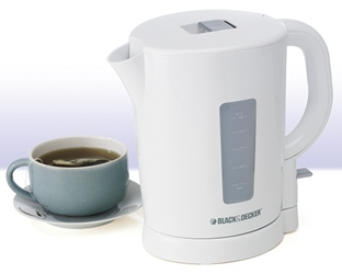 Black And Decker JC250 220 240 Volt Electric Cordless Jug Kettle 220v 50/60Hz