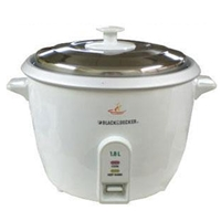 Black And Decker RC1000 220 Volt 1-Liter Rice Cooker 5 CUP with Auto Warm