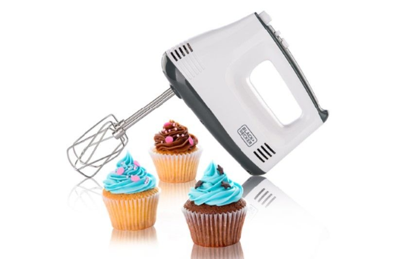 Black & Decker M350 300 Watt Hand Mixer 220-240V OVERSEAS USE ONLY (NON USA)