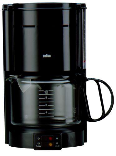 Braun KF47 220 Volt 10-Cup Coffee Maker