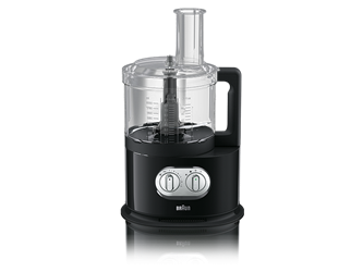 Braun FP5160 220 Volt Food Processor With Juicer Attachment (NON-USA) 220v 240v