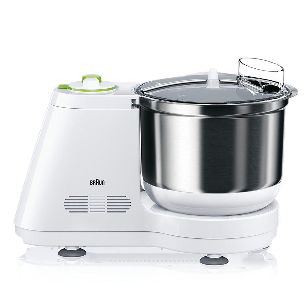 Braun KM3050 220 Volt 3-in-1 Kitchen Machine 220V Food Processor ...