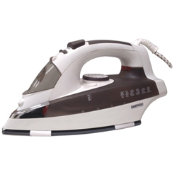 Daewoo Auto Shut-Off Steam Iron For 220V 240V 2200W