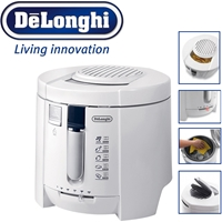 DeLonghi 220V 2.3L Deep Fryer 220 Volts (NOT FOR USA) for Europe Asia UK Africa