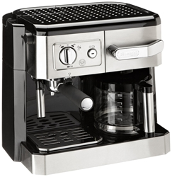 DeLonghi NEW 220 Volt Espresso Coffee Maker 220V 240V Europe Asia Africa BCO420