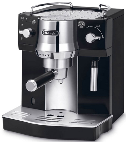 DeLonghi NEW 220 Volt Espresso Cappuccino Maker 220V 240V for Europe/Asia EC820