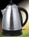 Frigidaire FD2111 220 Volt Stainless Steel Kettle 220V 240V For OVERSEAS Use - FD2111