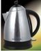 Frigidaire FD2117 220 Volt Stainless Steel Kettle 220V 240V For OVERSEAS Use