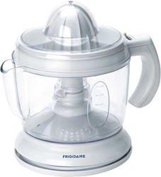 Frigidaire FD5161 220 Volt Citrus Juicer Frigidaire FD5161, FD5161, 220-240 VOLT, Juicer FOR EXPORT, JUICE EXTRATOR FOR EXPORT, Juicer FOR OVERSEAS, JUICE EXTRACTOR FOR OVERSEAS, INTERNATIONAL JUICER, INTERNATIONAL JUICE EXTRACTOR