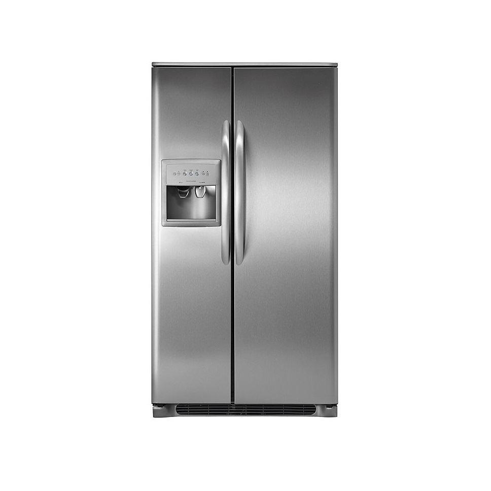 Frigidaire Wspe28v9gs 2 Door Refrigerator Amp Freezer 220 Volt