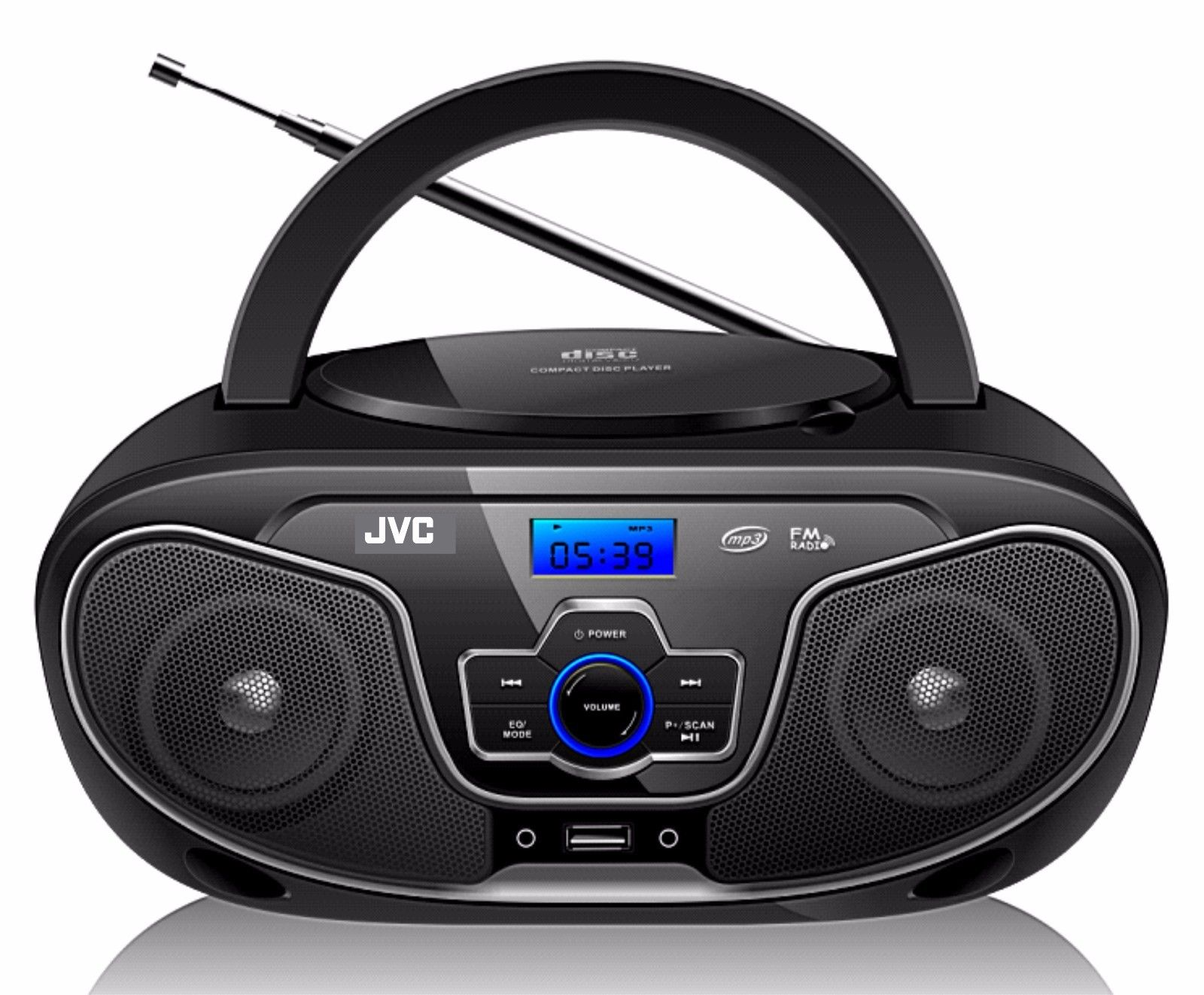 jvc jvc rd n327 bluetooth portable radio and cd player. Black Bedroom Furniture Sets. Home Design Ideas