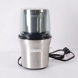 Kitchen Highline 2-Bowl Coffee Mill Wet And Dry Spice Chutney Grinder SP7412S