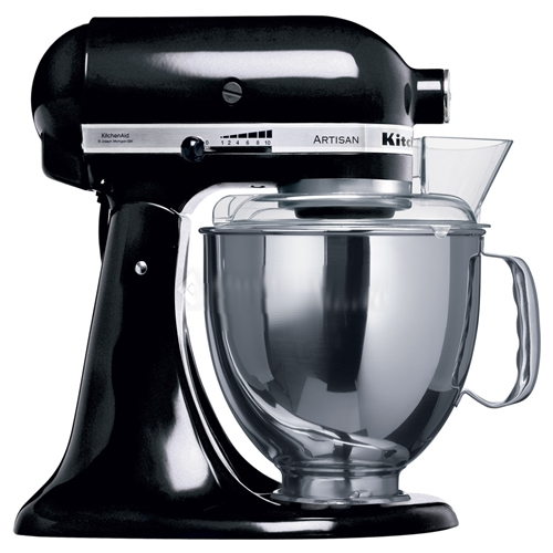 Kitchenaid 220 Volt Onyx Black 4 8l Artisan Stand Mixer