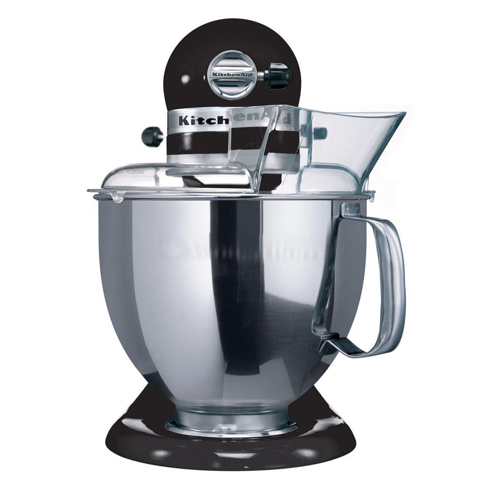 KitchenAid 220 Volt Onyx Black 4.8L Artisan Stand Mixer