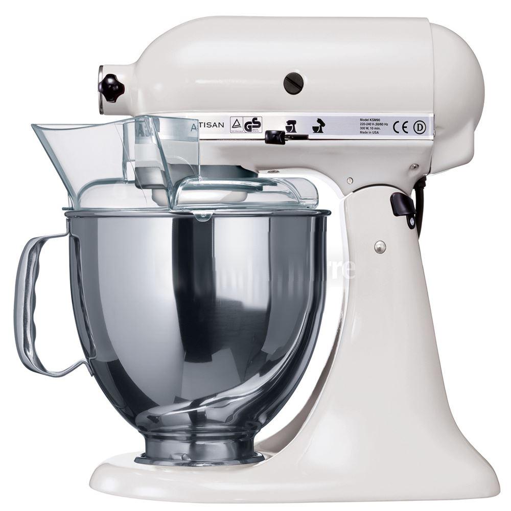Kitchenaid 220 Volt White 4 8l Artisan Stand Mixer