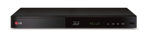 LG BP540 All Region Code Free 3D Blu Ray DVD Player WiFi