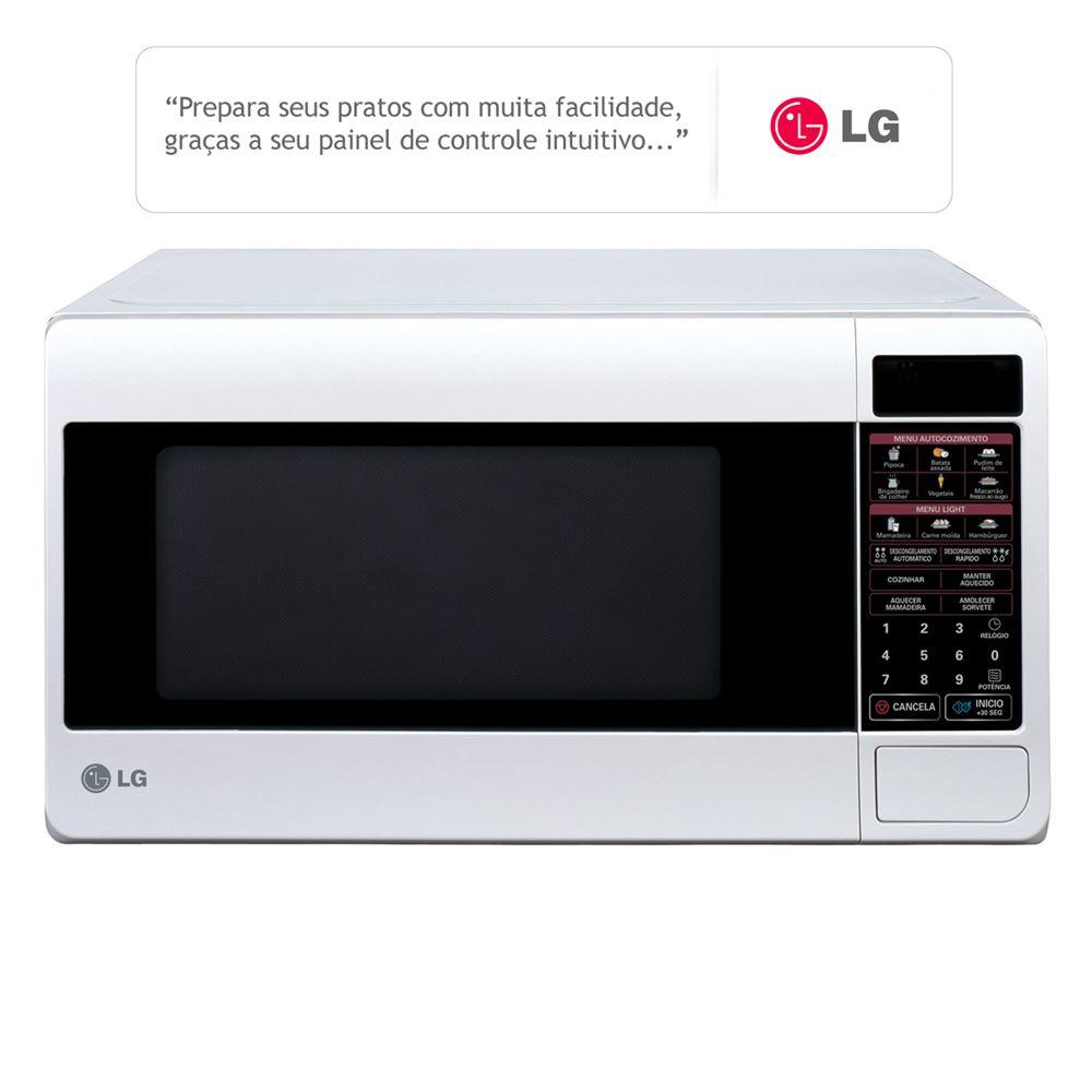Lg 30 Liter Large 220 Volt Microwave Oven 220v Euro Cord Plug