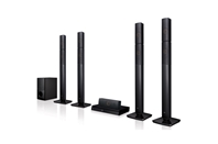 LG New LHD657 5.1 DVD Home Theater System Bluetooth HDMI PAL NTSC 110-220 Volt