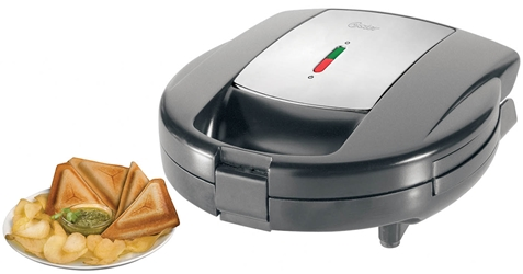 Oster NEW 220v 2-Slice Sandwich Maker 220 Volt Power for Overseas Countries