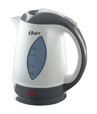 Oster 220 Volt Rapid Boil Cordless Kettle 220V For Europe Overseas Countries