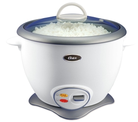Oster 4728 220 Volt 7 Cup Rice Cooker for Europe Asia Africa