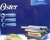 Oster NEW 220v CKSTPA2880 Panini Sandwich Maker for Europe Asia Africa 220 240 Volts