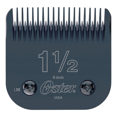 Oster Detachable Clipper Blade 76918-676 #1.5 For Models Titan 76, 10, 1