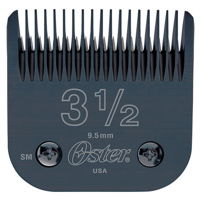 Oster Detachable Clipper Blade 76918-696 #3.5 For Models Titan 76, 10, 1