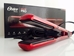 "Oster Salon Pro 1.5"" Dual Voltage Ceramic Flat Iron For WORLDWIDE  USE 110/220 Volt -  HCSTFI3100"
