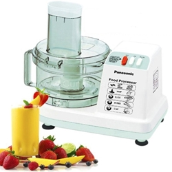 Panasonic NEW 220v 5-In-1 Food Processor 220/240 Volt for Europe UK Asia Africa