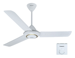 "Panasonic 220 Volt 56"" Ceiling Fan set of 3 220v Europe Asia UK"