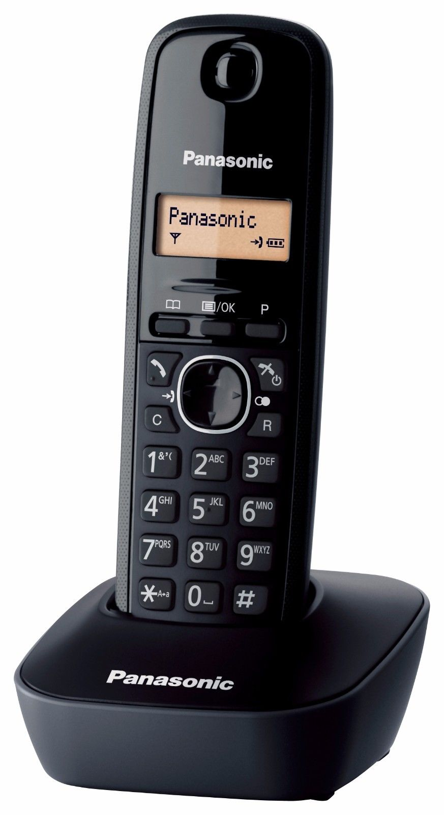 Panasonic 220 Volt Kx Tg1611fxh Cordless Phone For 220v 240v Export