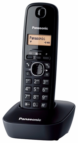 Panasonic 220 Volt KX-TG1612FXH Cordless Phone 2-Handset For 220V-240V Export